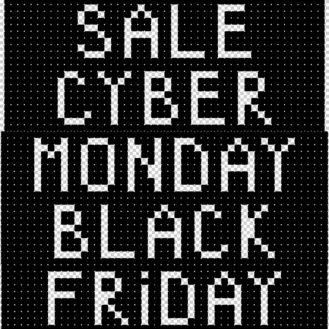 black friday plus cyber monday er lig med vanvittige besparelser